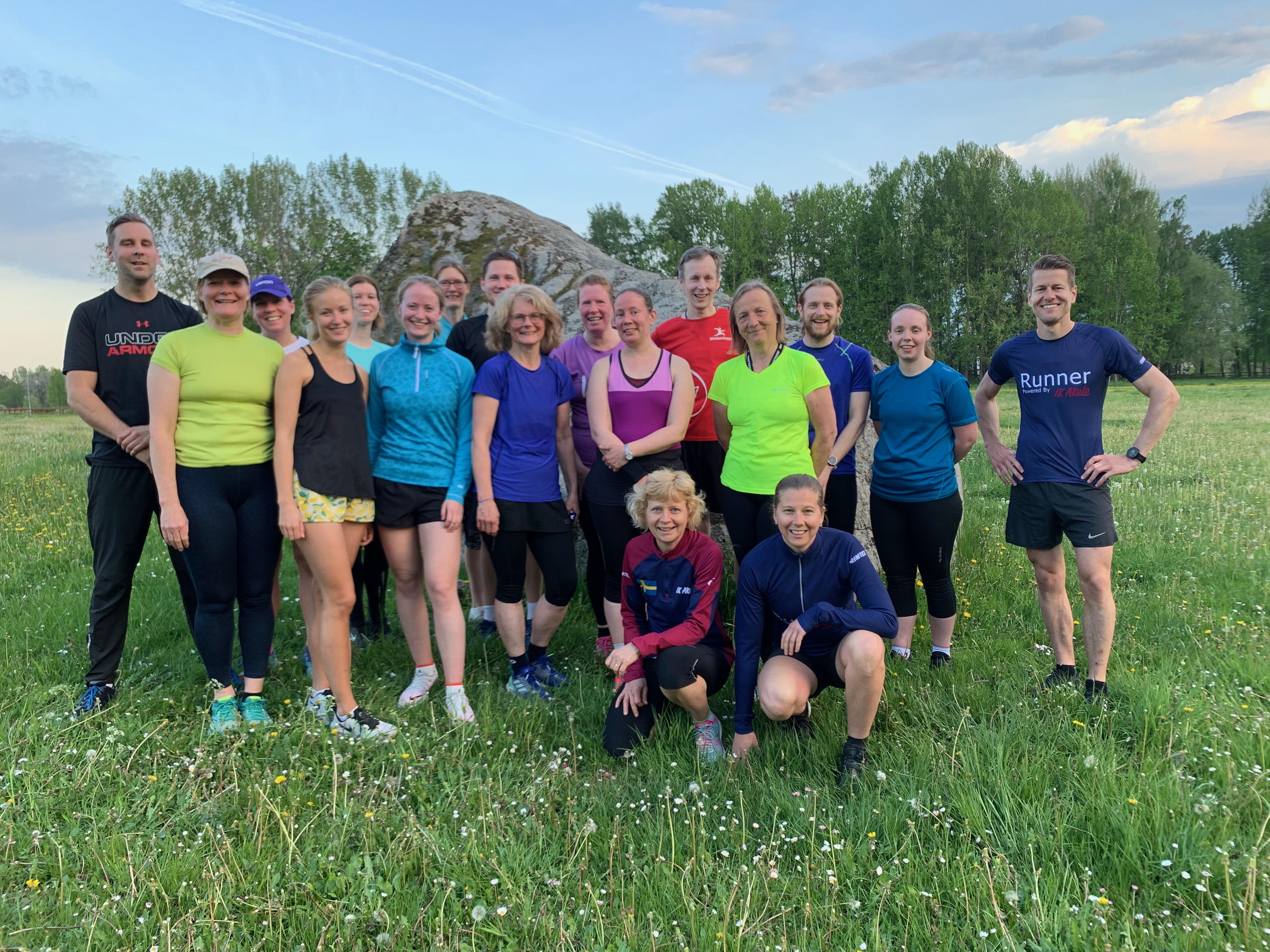 Träna löpning i Linköping - Löpargrupp för alla, nybörjare som erfaren löpare